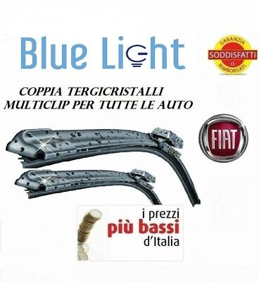 Spazzole Tergicristalli Fiat Punto Lug.1999 a Dic.2010