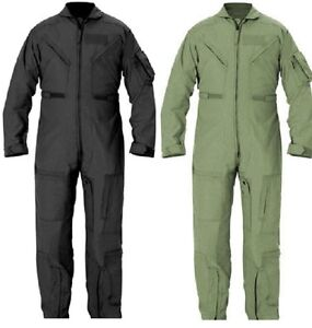 FLIGHTSUIT-AIR-FORCE-COVERALLS-US-NAVY-ALL-COLORS-SIZE