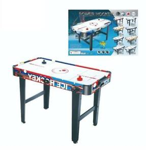 Wooden air hockey table game - Pick up in Whitby Available