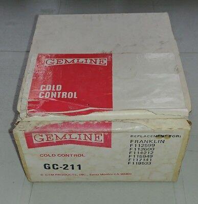 Запчасти и аксессуары Genuine Gemline GC-211