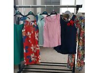 Lovely girls summer/holiday clothing bundle 7-8years