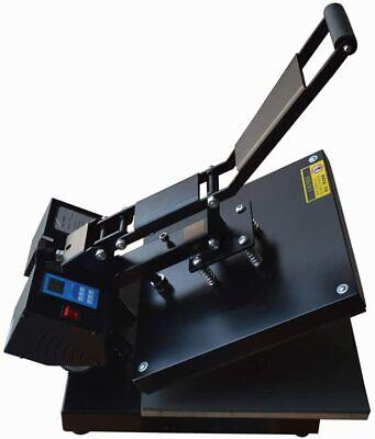 15x15 Digital Sublimation Flat Heat Press Machine For T-shirt Transfer Printing