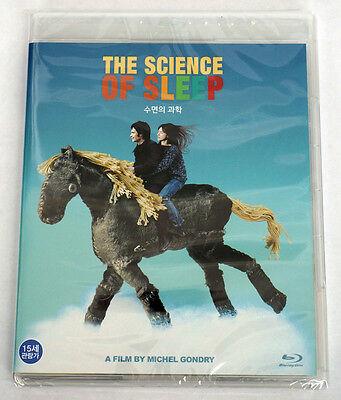 The Science Of Sleep ( Blu-ray ) / Region A