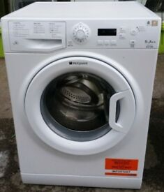 SOLD Hotpoint 9KG A++ washing machine free delivery