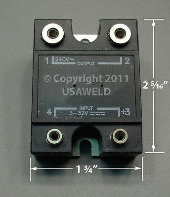 Mac Tools Mig Welder Electronic 40 A Relay 216-055-666 Parts Triac 117k 120