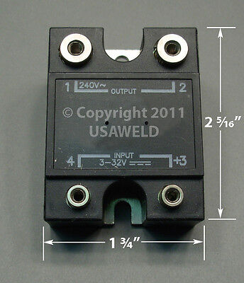 ctronic 40 A Relay 216-055-666 Parts Triac  (40a Electronic)