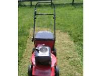 Briggs and Stratton Harry lawnmower