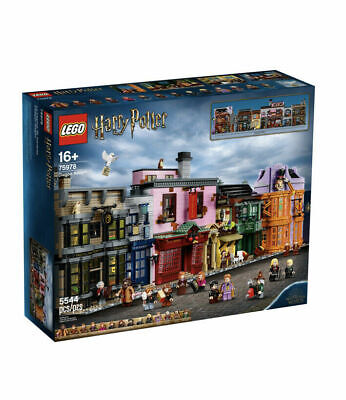 **********BRAND NEW IN SEALED BOX LEGO 75978 Harry Potter Diagon Alley**********