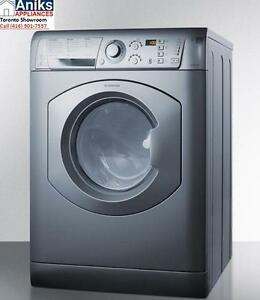 Ariston 24in Built-In All-In-One Vent-less Washer Dryer Combo 110v PRICE DROP this week special sale $1399 in STOCK for
