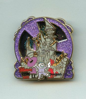 Disney Halloween Screams Party Lock Shock Barrel Nightmare Fireworks Spin LE Pin (Disney Halloween Screams)