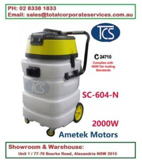 10A 2000W Vacuum Cleaner Wet and Dry