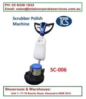 Commercial Multi-Functional Floor Grinding Machine Scrubber