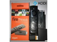 Amazon fire stick with kodi programme installed!