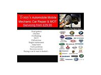 ***Mobile Mechanic and Diagnostics, with 20 YEARS Car Service Experience***
