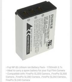 Fujifilm rechargeable battery