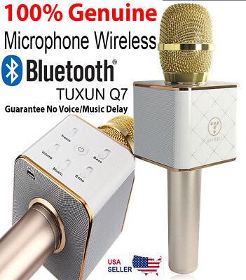 TUXUN Q7 Microphone Wireless Handheld Portable Karaoke For C