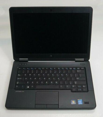 """Dell Latitude E5440 14"""" Intel i5-4300U 1.9GHz 4GB 128GB SSD WIN7COA No OS BATT"""