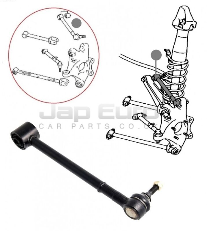 FOR LEXUS GS300/350/430/460 05-12 REAR UPPER LATERAL TRACK CONTROL ROD ARM