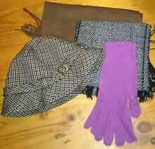 Hat, glove and scarves Queanbeyan Queanbeyan Area Preview