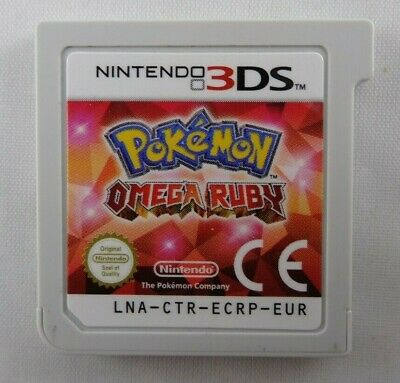 Pokemon Omega Ruby - 3DS - CARTRIDGE ONLY