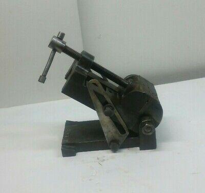 Vintage Palmgren No.55 Tilting Vise 2-12 Chicago Tool Engineering Co.