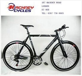 Brand New aluminium 21 speed hybrid road bike ( 1 year warranty + 1 year free service ) f0