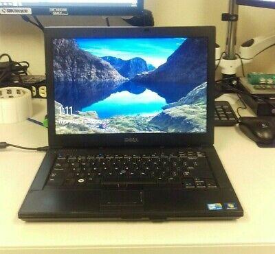 Dell Latitude E6410 Laptop i5-M520 2.4GHz 4GB RAM 250GB HDD Windows 10 Pro Z