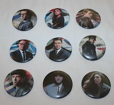 Man in the High Castle TV Show Pinback Button Magnet Badge 2.25 in. (The Man In The High Castle Tv Show)