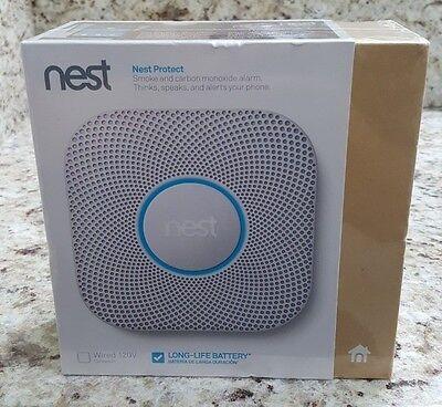 Nest - Protect 2nd Generation  Smart Smoke/carbon Monoxide A