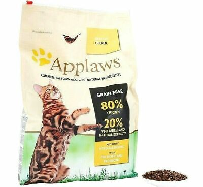 Applaws Complete Dry Adult Cat Food - Chicken 400g
