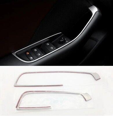 For Audi A3 8V 2014 2015 2016 2017 Interior Door Trim Accessories
