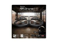Parrot quadcopter drone 13mp camera 1080hd video