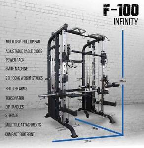 ARMORTECH F100 INFINITY FUNCTIONAL TRAINER