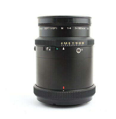 Mamiya 180mm F4 Solf (vsf) Lens for RZ 67