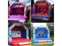 Bevans bouncy castles! Party/slide/cars/planes/disney/frozen/fun/disco