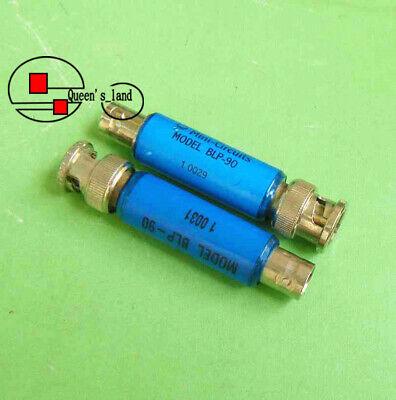1 Mini-circuits Blp-90 81mhz Bnc Low Pass Filter