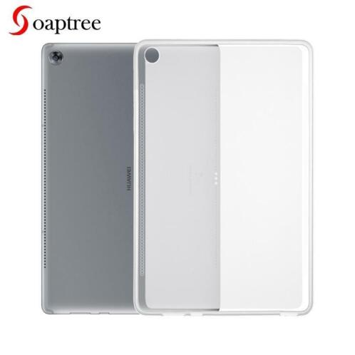 Transparante Siliconen Cover voor Huawei MediaPad T5 10 10.1