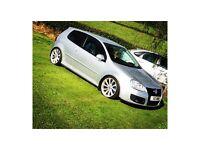 Volkswagen Golf MK5.. not Honda type R, BMW