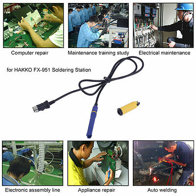Fm-2028 Soldering Handle Soldering Iron For Hakko Fx-951 Soldering Station Zc
