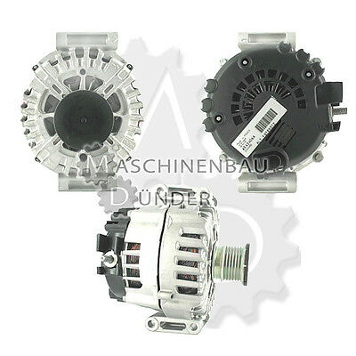 MERCEDES-BENZ CLS C- E- GLK- ALTERNATOR / LICHTMASCHINE ORIGINAL VALEO 180A !!!