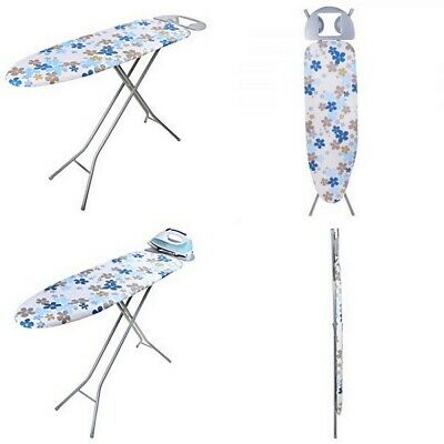 Tabla mesa de Planchar plegable Orbegozo 110x33 cm,funda,altura regulable,inox