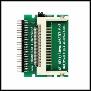 44pin Male CF Card Compact Flash Card to 2.5