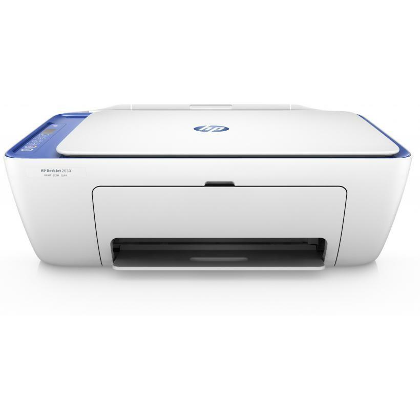 HP DeskJet 2630 All-in-One Tintenstrahl-Multifunktionsdrucker