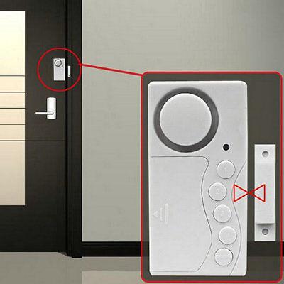Magnetic Sensor Wireless Door Window Home Security Entry Burglar Alarm System Ga