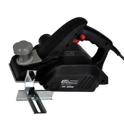 Elektrohobel Matrix EP 650 Hobel 600W Hobelmaschine Handhobel Einhandhobel Fräse