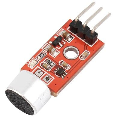 1pc 3.3V/5V Microphone MIC Amplifier Module Sound Voice Module NEW HL