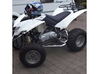 Sold!!! Quadzilla road legal automatic quad