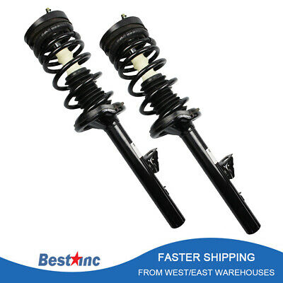 Rear Pair Complete Strut Assembly for 1998-2004 DODGE INTREPID w/coil spring
