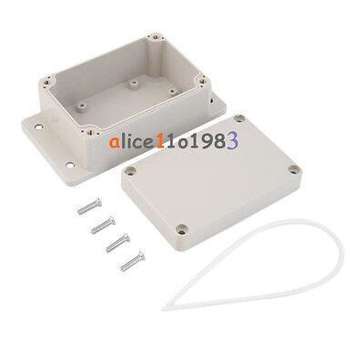 Waterproof 100 X 68 X 50mm Plastic Electronic Project Box Enclosure Case