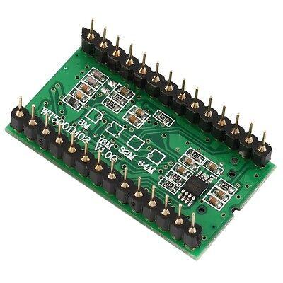 WT5001M02-28P U-disk Audio Player Card Voice Module MP3 Sound  For Arduino HL